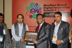 Manthan Award event in India
