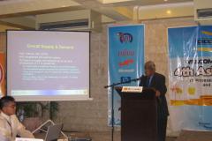 Addressing tAddressing the Asian Forum for IT AFIT in Chiba, Japanhe Asian Forum for IT AFIT in Chiba, Japan