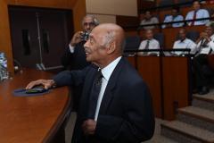 Launch of www.ict-history.lk website by Prof. KKYW Perera