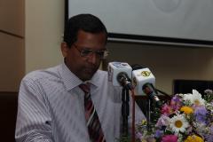 Address by Chairman, LKNIC, Mr. Jayantha Fernando