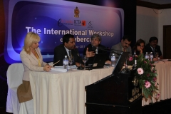 The International Workshop on Cybercrime, October 2011