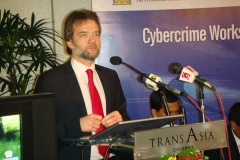 Cybercrime Workshop by Council of Europe in Association with ICTA, 27-28 October 2008