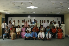ICTA Staff - 2008