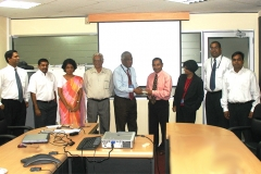 Handing over the Language Interface Pack to Microsoft - ICTA, May 2007
